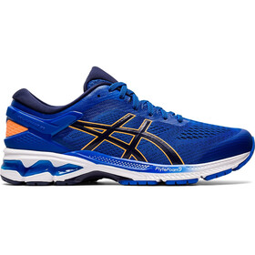 asics Gel-Kayano 26 Scarpe Uomo, tuna blue/white